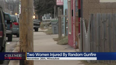Crime Stoppers Crime of the Week: Gunfire nearly kills 2 strangers...